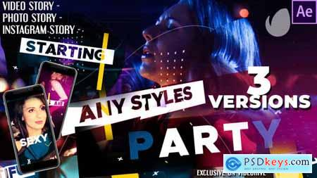 Videohive The Music Party 23754147