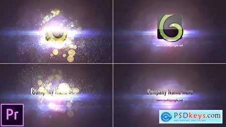 Videohive Particles Quick Logo Premiere Pro 24752356
