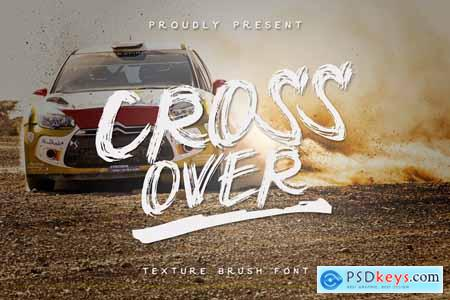 Crossover Font 452074