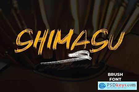 SHIMASU Font 4179297