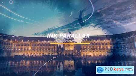 Videohive Ink Parallax Slide 20709323