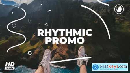 Videohive Rhythmic Fast Promo 23923804