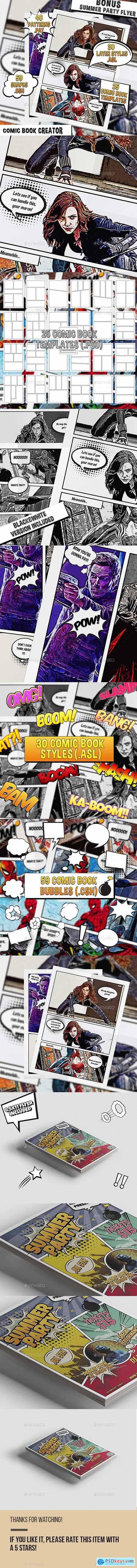 Comic Book Creator 23877625