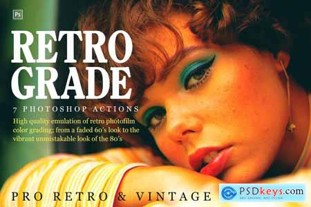 Retrograde Retro and Vintage Effects 4140513