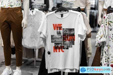 T-Shirt Shopping Mock-Up Vol.2 4062124