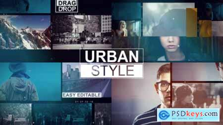 VideoHive Urban Style 18708161