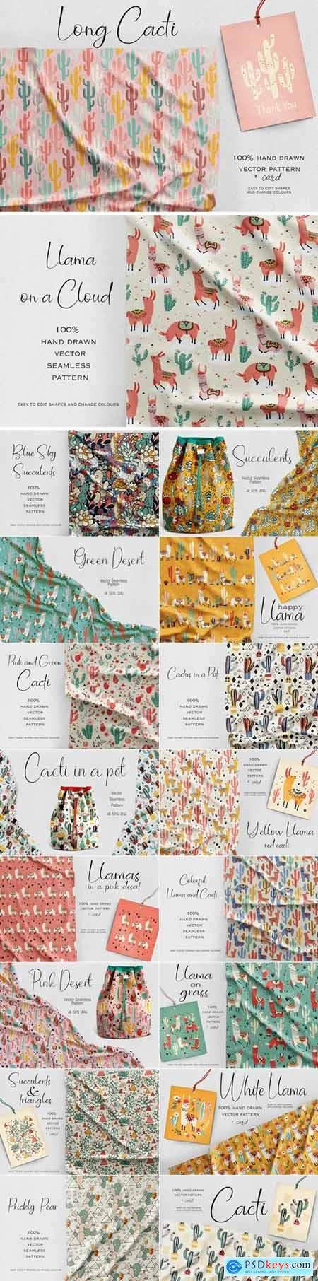 Texture and Pattern Bundle