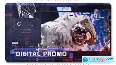 Videohive Digital Corporate Promo 20471895
