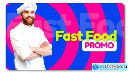 Videohive Fast Food Promo 24422418