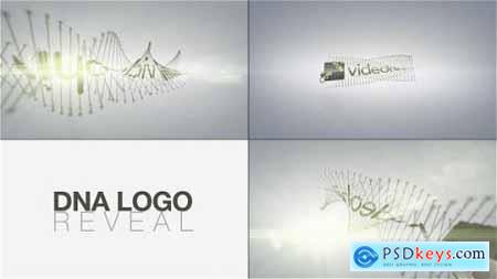 Videohive DNA Logo Reveal 16471806