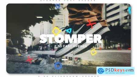 Videohive Stomper Fast Opener 20119279