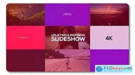 Videohive Uplifting & Inspiring Slideshow 19613124