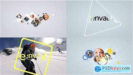 Videohive Universal Smart SlideShow LogoReveal 15449109