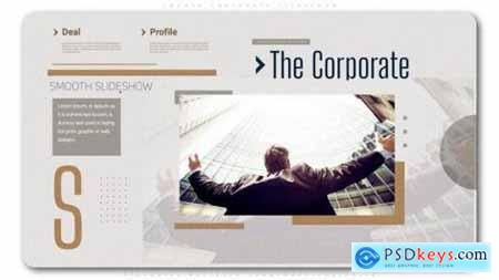 Videohive Smooth Corporate Slideshow 24793472
