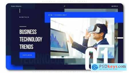 Videohive Business Technology Trends 24629604