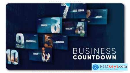 Videohive Business Countdown 24688932