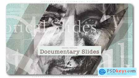 Videohive Documentary Historical Slides 24392308