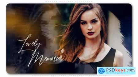 Videohive Modern Brushes Slideshow 23879041