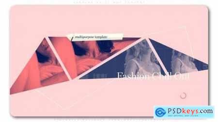 Videohive Fashion Chill Out Content 24740272