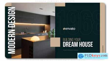 Videohive Furniture Presentation Slides 23966711