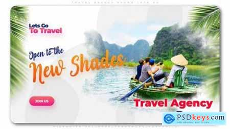 Videohive Travel Agency Promo Lets Go 24203742