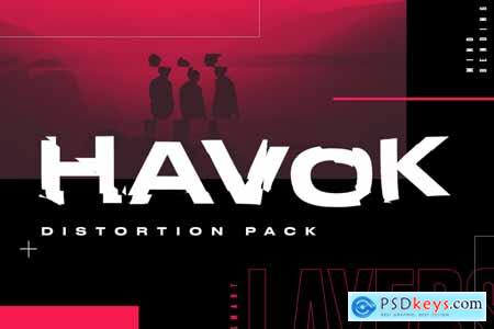HAVOK DISTORTION PACK 3575303