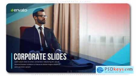 Videohive Classic Corporate Slides 23967045