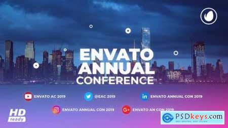 Videohive Event Promo Conference 23888355