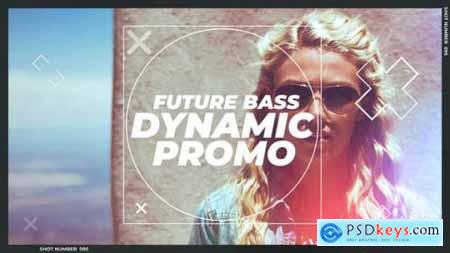 Videohive Future Bass Dynamic Promo 23144750