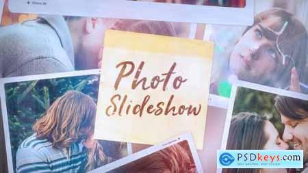 Videohive Clean Photo Slideshow 23229769