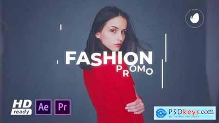Videohive Dynamic Fashion Promo for Premiere Pro 23708779