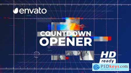 Videohive Countdown Openers 23051395
