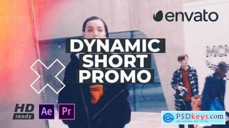 Videohive Dynamic Short Promo For Premiere Pro 23722704
