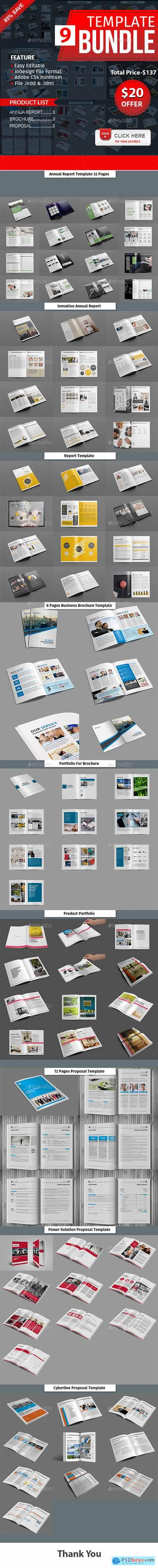 Brochure Bundle Pack 24603456