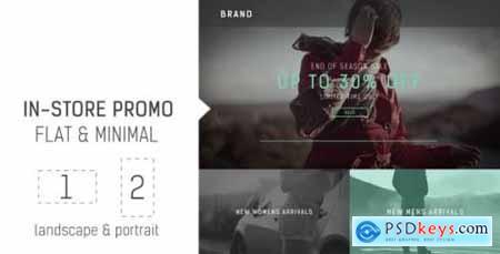 Videohive In-Store Promo 9325021