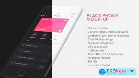 Videohive Phone Presentation Pack 20432982