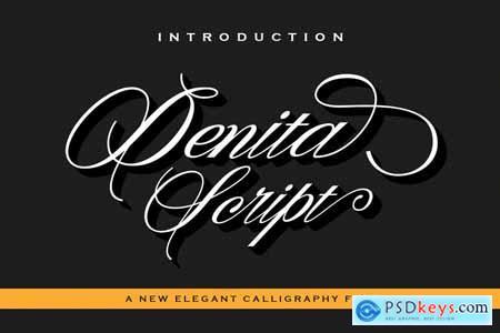 Denita Script 4198094