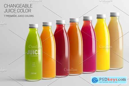 Juice Bottle SM Mock-Up #3 [V2.0] 4177566