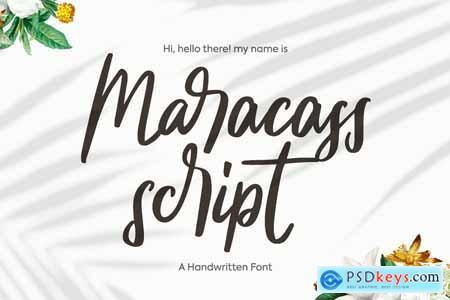 Maracass Script 4187117