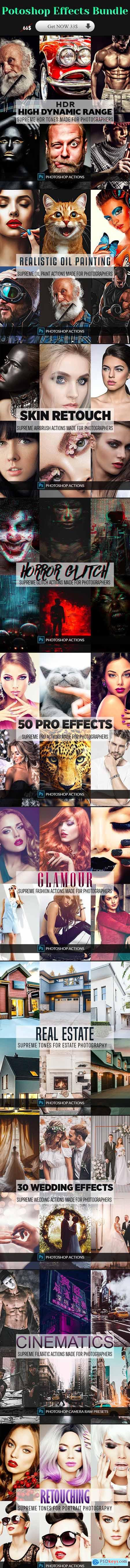 Photoshop Effects Bundle 23634769