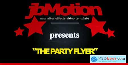 VideoHive The Party Flyer Invitation 662647