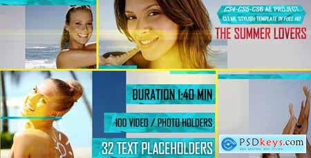 VideoHive The Summer Lovers 2427393