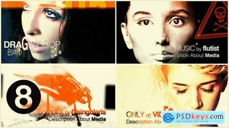 Videohive Movie Promo10 Transitions Pack 6253371