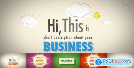 Videohive Business Product or Service Presentation 1628398