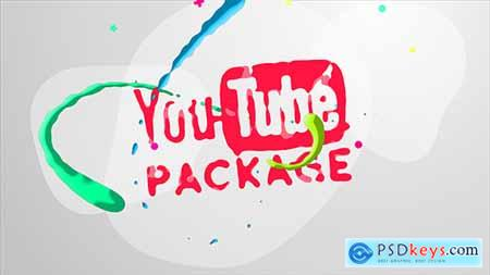 Videohive Youtube Channel Kit 20428670