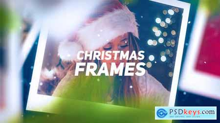 Videohive Christmas Photo Frames 22851059