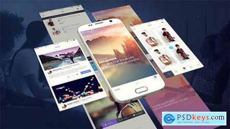 Videohive Android App Presentation Template 19404024