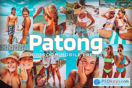 Mobile Lightroom Presets - Patong 4179357