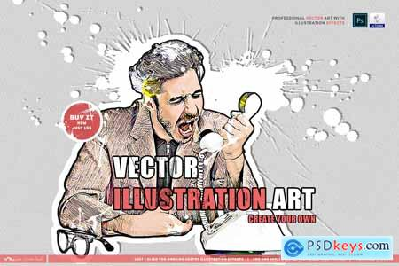 Vector Illustration Art 4159917
