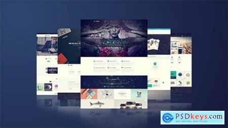 Videohive Website Presentation 15753674
